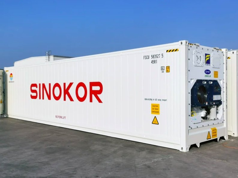 Sinokor Adds 1,700 Containers Refrigerated by Carrier Transicold PrimeLINE Units to Support Increased Demand